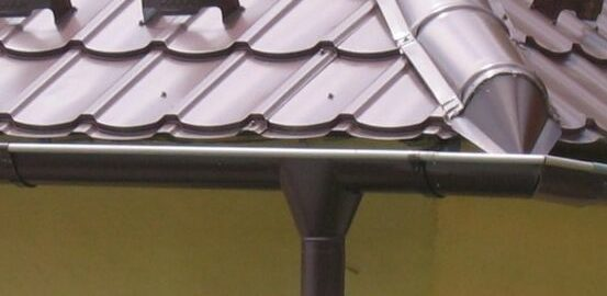 Sisteme pluviale - jgheaburi