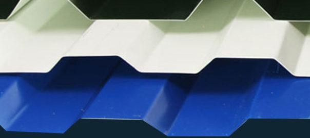 Tabla cutata, lamele gard, profil transparent, tabla profil trapezoidal
