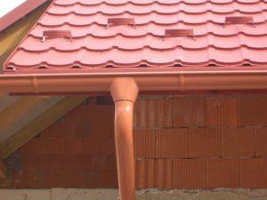 Montaj acoperis tabla